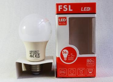 LED BULB FSL 5W