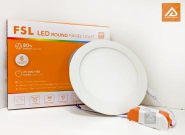 LED PANEL FSL TRÒN 6W
