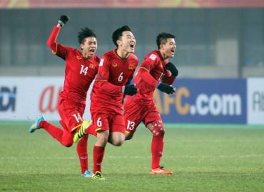 Quyết định về việc Tham gia cổ vũ U23 Việt Nam