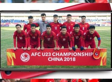Tổ chức Cổ vũ trận chung kết U23 Châu Á giữa Việt Nam vs Uzbekistan